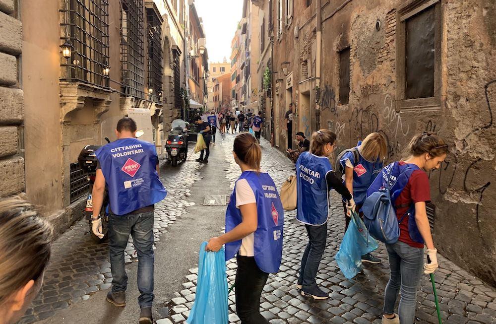 Sostieni Retake Roma