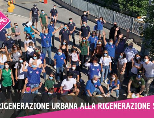 Rigenerazione urbana per una comunità solidale
