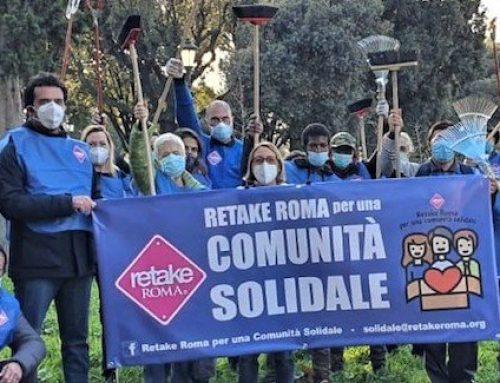 Nessuno si salva da solo: parte a gennaio al Colle Oppio un progetto di inclusione sociale attraverso la cura dei beni comuni
