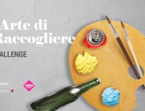 """""""L'Arte di Raccogliere"""" AMA e Retake Roma"""