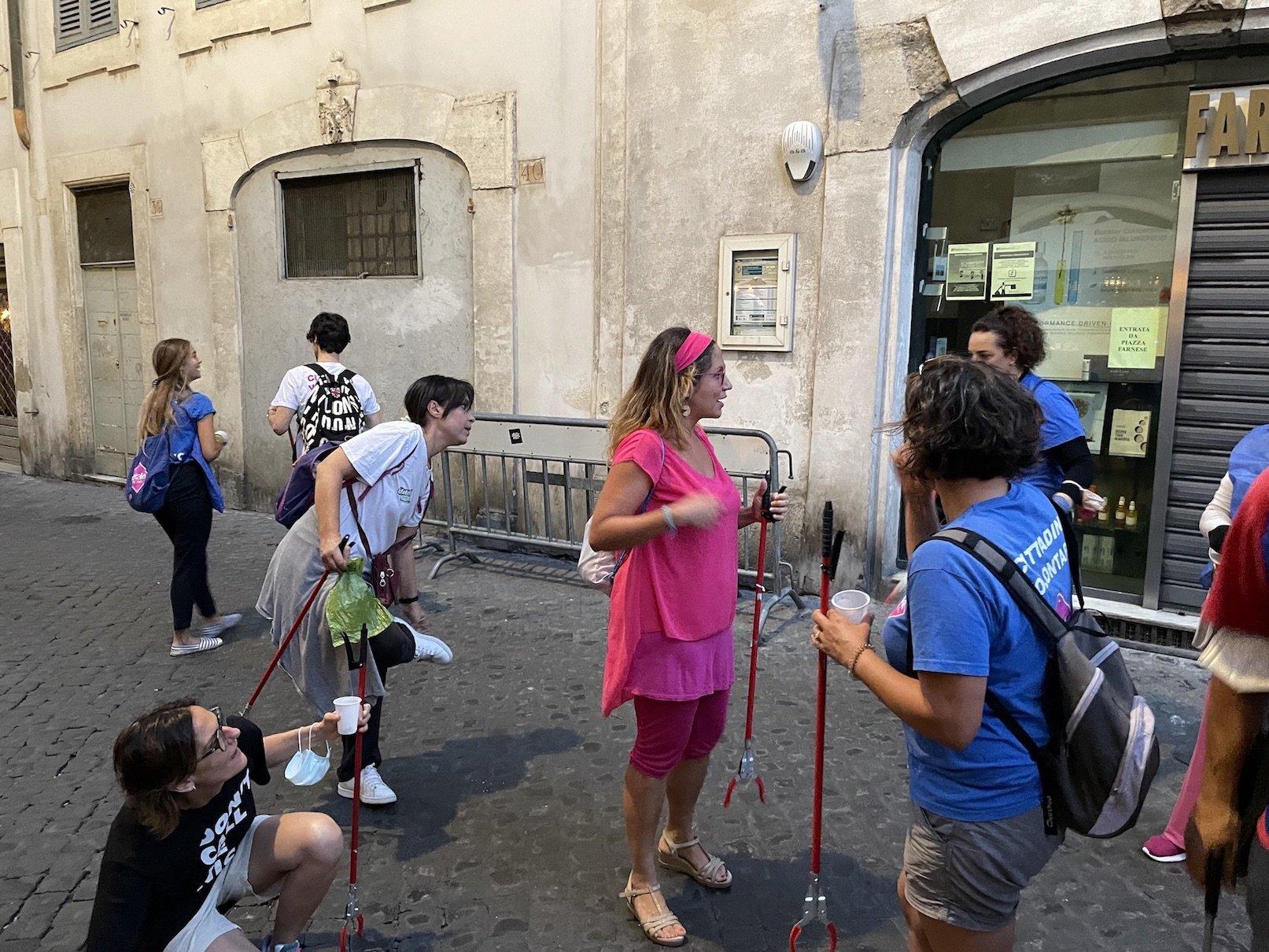 Cambiagesto Roma
