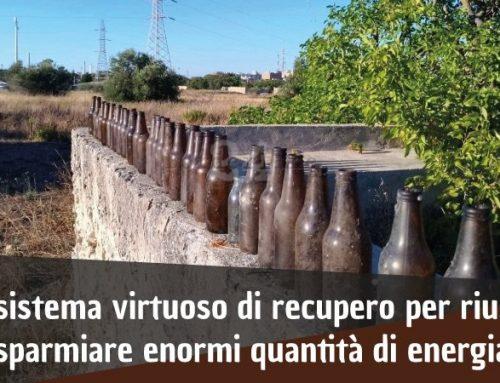 Progettare il riutilizzo dei residui del consumo: il vuoto a rendere