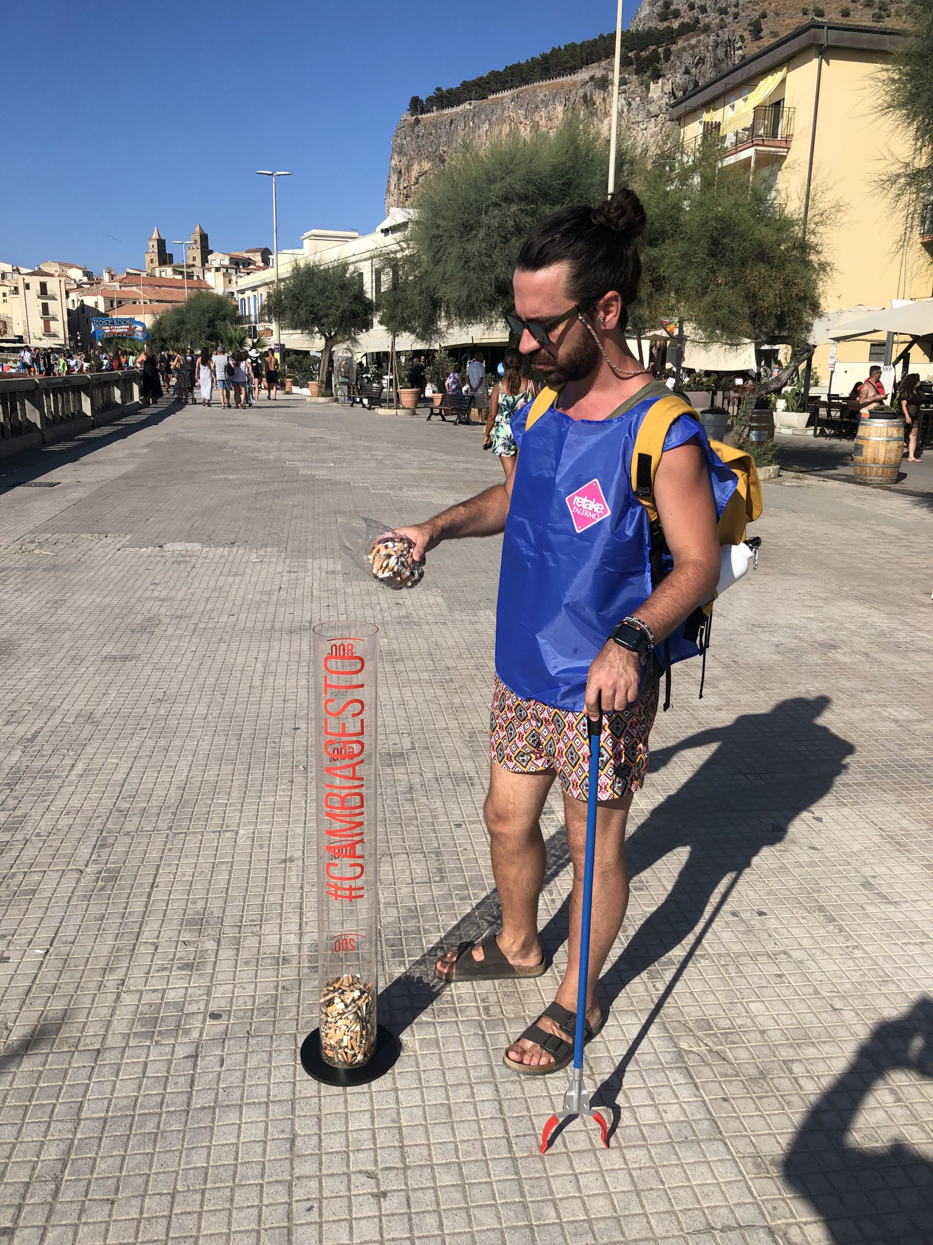 Cambiagesto Cefalu