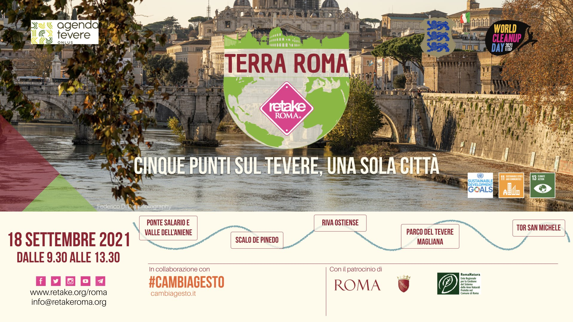 Copertina Terra Roma